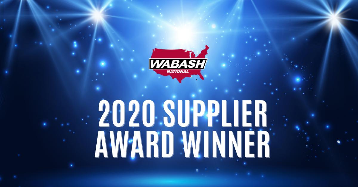 Clarience Technologies Receives Wabash National Platinum Award