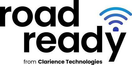 """Logo for Truck-Lite's Road Ready, the industry's first true """"smart"""" trailer monitoring telematics system"""