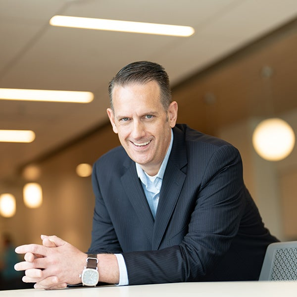 David Mckean, Executive Vice President of Strategic Initiatives, Business Development, and Procurement, Clarience Technologies